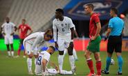 Thắng Bulgaria 3-0, tuyển Pháp lo mất Benzema ở đại chiến Euro