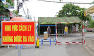 TP HCM: Xác định được nguồn lây của hai mẹ con mắc Covid-19 tại Hóc Môn