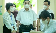 CLIP: Chủ tịch UBND TP Hà Nội kiểm tra trước kỳ thi tốt nghiệp THPT năm 2021