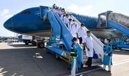 Hơn 300 cán bộ, sinh viên Hải Dương đến chi viện TP HCM chống dịch