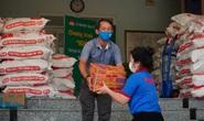 Chương trình Thực phẩm miễn phí cùng cả nước chống dịch đến quận 8 và huyện Bình Chánh
