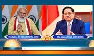 Thủ tướng Narendra Modi: Ấn Độ sẵn sàng giúp Việt Nam tiếp cận nguồn vắc-xin Covid-19