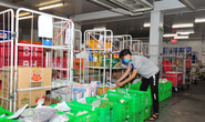 Siêu thị thí điểm bán thực phẩm theo combo cho người dân khu vực phong tỏa