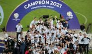 Copa America 2021: Brazil gục ngã ở sân nhà, Lionel Messi lần đầu vô địch cùng Argentina
