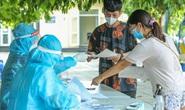 5 người dương tính SARS-CoV-2 sau khi tiếp xúc với người về từ TP HCM