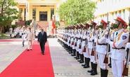 Chủ tịch nước dự Lễ kỷ niệm 75 năm Ngày truyền thống lực lượng An ninh nhân dân