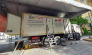 Cận cảnh siêu xe xét nghiệm lưu động xuyên Việt hỗ trợ TP HCM chống dịch