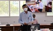 Lãnh đạo Sở Y tế TP HCM nói về một số trường hợp F0 chưa được chuyển đi điều trị