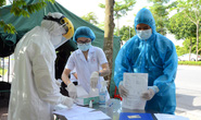 Phát hiện 3 người trong gia đình dương tính SARS-CoV-2