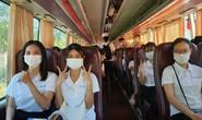 Nhân viên y tế Thừa Thiên - Huế lên đường hỗ trợ các tỉnh miền Nam chống dịch