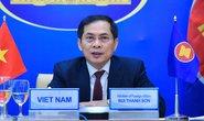 Hội nghị trực tuyến đặc biệt Bộ trưởng Ngoại giao ASEAN-Mỹ