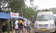 Bình Định: Một người bán hàng rong về từ TP HCM dương tính SARS-CoV-2