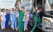 114 bác sĩ, điều dưỡng Hải Phòng xung phong vào TP HCM