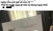 TP HCM: Lãnh đạo quận Phú Nhuận lên tiếng vụ giám đốc HTX ký giấy thông hành cho con gái
