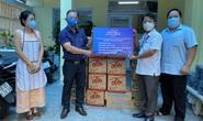 """""""Thực phẩm miễn phí cùng cả nước chống dịch"""" đến với quận 1, TP HCM"""