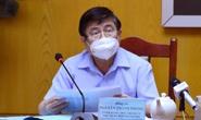 Chủ tịch UBND TP HCM làm việc với quận 12 liên quan đến phòng, chống Covid-19