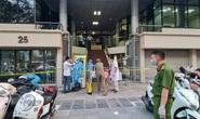 CLIP: Cận cảnh phong toả tòa nhà ngân hàng Vietinbank ở trung tâm Hà Nội