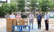 TP HCM tổ chức 12 đoàn thăm, động viên người dân đang cách ly tập trung