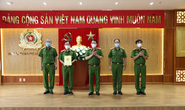 Bộ Công an khen thưởng lực lượng bắt tử tù trốn trại giam Chí Hòa