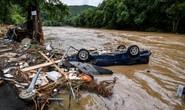 Đức, Bỉ bàng hoàng vì lũ lụt chưa từng thấy