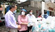 TP HCM tổ chức 12 đoàn đến các bệnh viện điều trị Covid-19 và khu cách ly