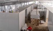 Toàn cảnh đại công trường xây dựng 2 bệnh viện dã chiến hơn 7.000 gường tại TP HCM