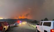 Cháy rừng lớn tại nhiều bang của Mỹ