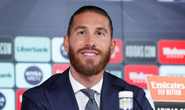 Sergio Ramos đồng ý gia nhập PSG, thi đấu đến tuổi 37