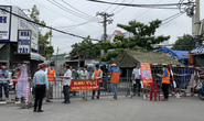 Đi lại ra sao khi đường Vườn Chuối và Nguyễn Thượng Hiền (quận 3) bị cấm lưu thông ?