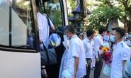 Chi viện cho Phú Yên dập dịch Covid-19 bùng phát diện rộng