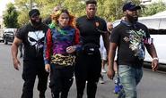 Mỹ: Truy tố 5 vệ sĩ đã rượt đuổi, chĩa súng vào người hâm mộ