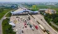 Cận cảnh hàng ngàn phương tiện giao thông ùn tắc nhiều giờ tại điểm chốt Pháp Vân-Cầu Giẽ