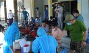 Quảng Bình: Phát hiện 3 ca dương tính SARS-CoV-2 đầu tiên trong cộng đồng