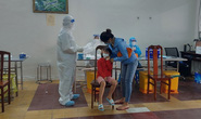 TP Thủ Đức hướng dẫn người dân tự lấy mẫu xét nghiệm Covid-19
