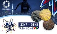 Hấp dẫn xem bóng đá Olympic Tokyo 2020 trên sóng VTV