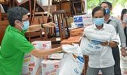Chương trình Thực phẩm miễn phí cùng cả nước chống dịch (*): Ấm lòng bởi sự sẻ chia
