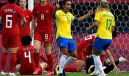 Lập kỷ lục ghi bàn tại Olympic, nữ siêu nhân Marta được Pele ca ngợi