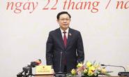 Chủ tịch Quốc hội Vương Đình Huệ chia sẻ về chương trình hành động 5 năm tới