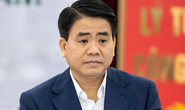 Nguyên chủ tịch TP Hà Nội Nguyễn Đức Chung bị khởi tố trong vụ án Nhật Cường