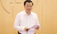 Bí thư Hà Nội nói về việc thực hiện Chỉ thị 16: Phải tranh thủ từng phút, từng giờ