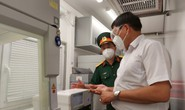 Xe labo xét nghiệm SARS-CoV-2 lưu động phát hiện tổng cộng 923 mẫu dương tính