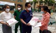 Thêm 730 bệnh nhân Covid-19 tại bệnh viện dã chiến số 8 được xuất viện
