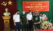 Cảnh sát biển đẩy mạnh các hoạt động tri ân các Anh hùng Thương binh Liệt sĩ