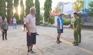 Xử phạt 18 người đi thể dục giữa giãn cách xã hội