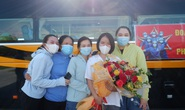 Quảng Bình chi viện 29 y bác sĩ vào TP HCM chống dịch