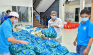 Tỉnh Sóc Trăng gửi 60 tấn nông sản hỗ trợ công nhân TP HCM chống dịch