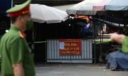 KHẨN: Tìm người đến mua xăng tại cây xăng gần chợ đầu mối có ca F0 chưa rõ nguồn lây