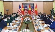 Chuyến thăm thúc đẩy quan hệ Việt Nam - Mỹ