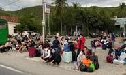 Phát hiện 19 người từ TP HCM, Bình Dương về Quảng Ngãi mắc Covid-19