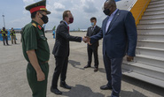 Bộ trưởng Quốc phòng Mỹ bắt đầu thăm chính thức Việt Nam